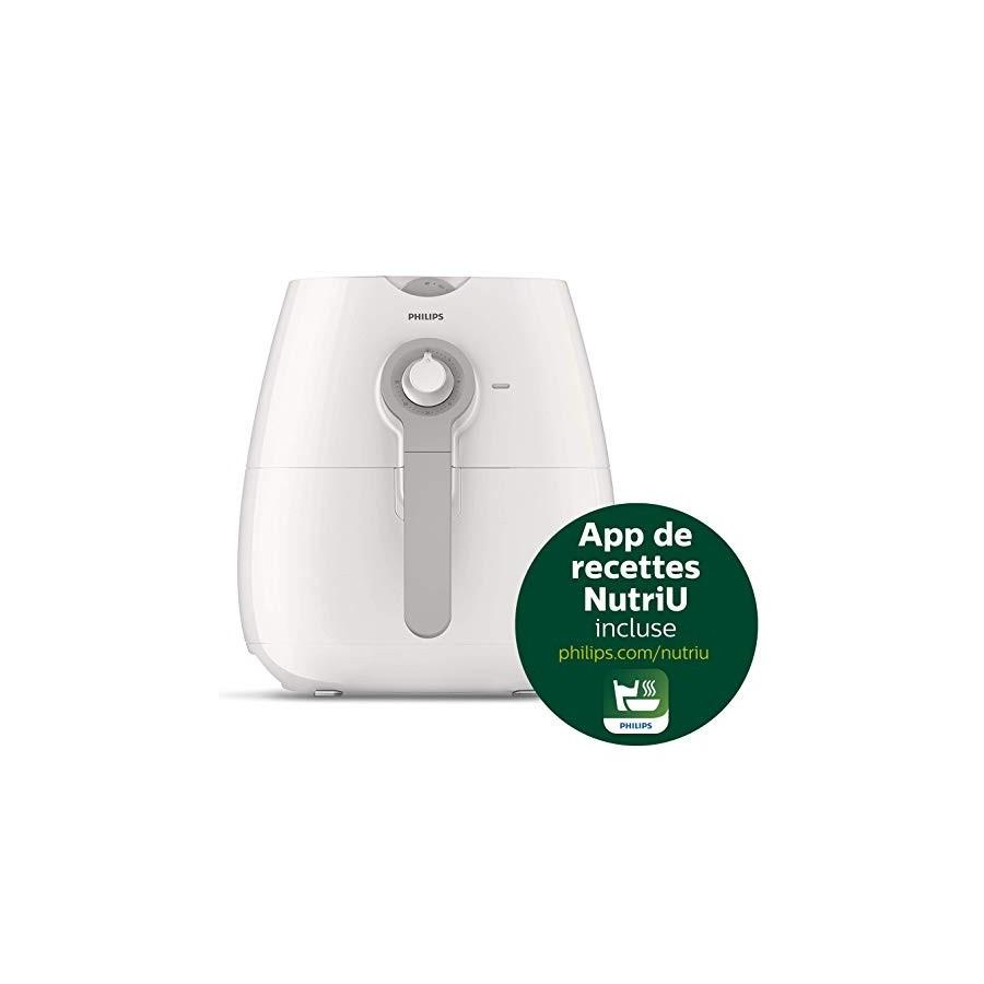 Philips HD9216/80 Airfryer Blanc 800g - Bien plus quune