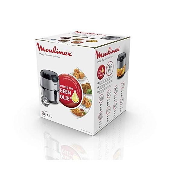 Moulinex Easy Fry Digital Friteuse sans huile XL 6 personnes