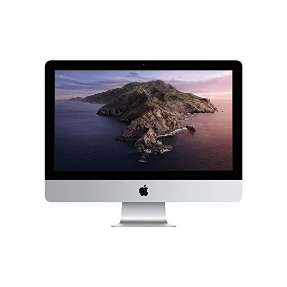 2020 Apple iMac 21,5 Pouces, 8 Go RAM, 256 Go SSD Stockage