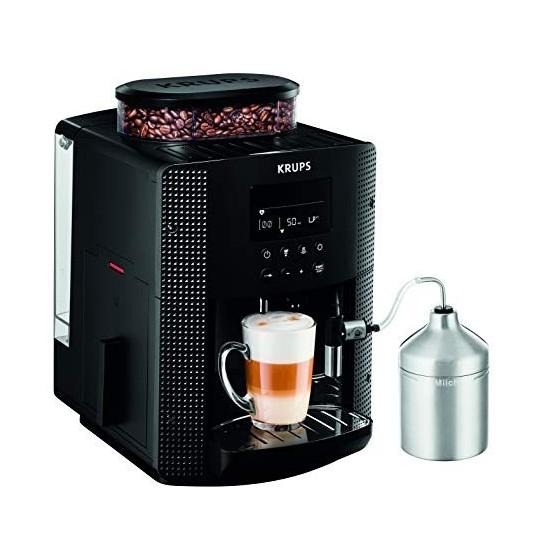 Krups Essential Machine à Café à Grain, Machine à Café, Broyeur