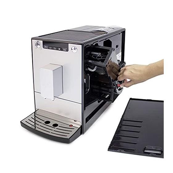 Melitta Caffeo Solo, Argent, E950-103, Machine à Café et