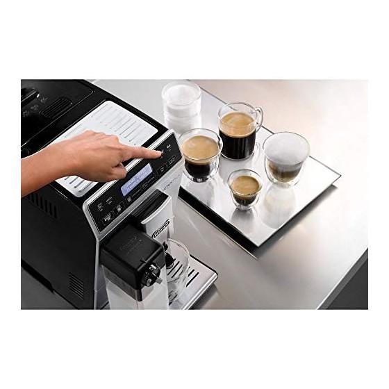 DeLonghi Autentica Machine expresso avec broyeur, technologie