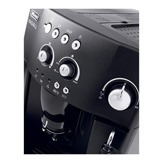 DeLonghi Magnifica, Machine expresso avec broyeur, ESAM4000.B, Noir