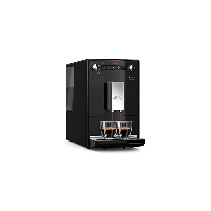 Melitta, Purista, Noir, F230-102 Machine à Café et Expresso