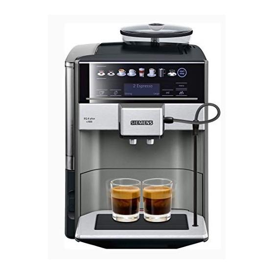Siemens EQ.6 Plus s500 TE655203RW – Machine à café automatique