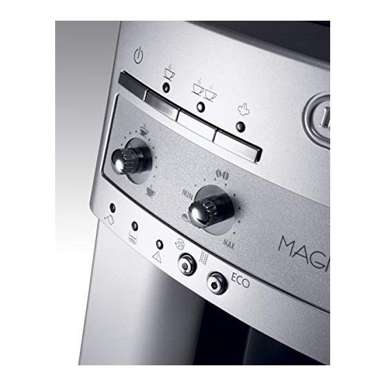 DeLonghi Magnifica, Machine expresso avec broyeur, ESAM3200S
