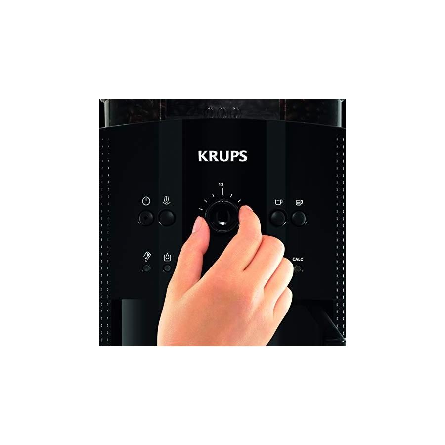Krups - EA8108 - Machine à café automatique, 1450 watts