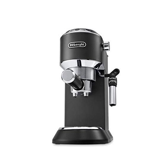 DeLonghi Dedica Style EC 695.BK Machine à café, pose libre