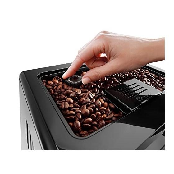 DeLonghi Eletta Machine à café automatique, avec système à lait