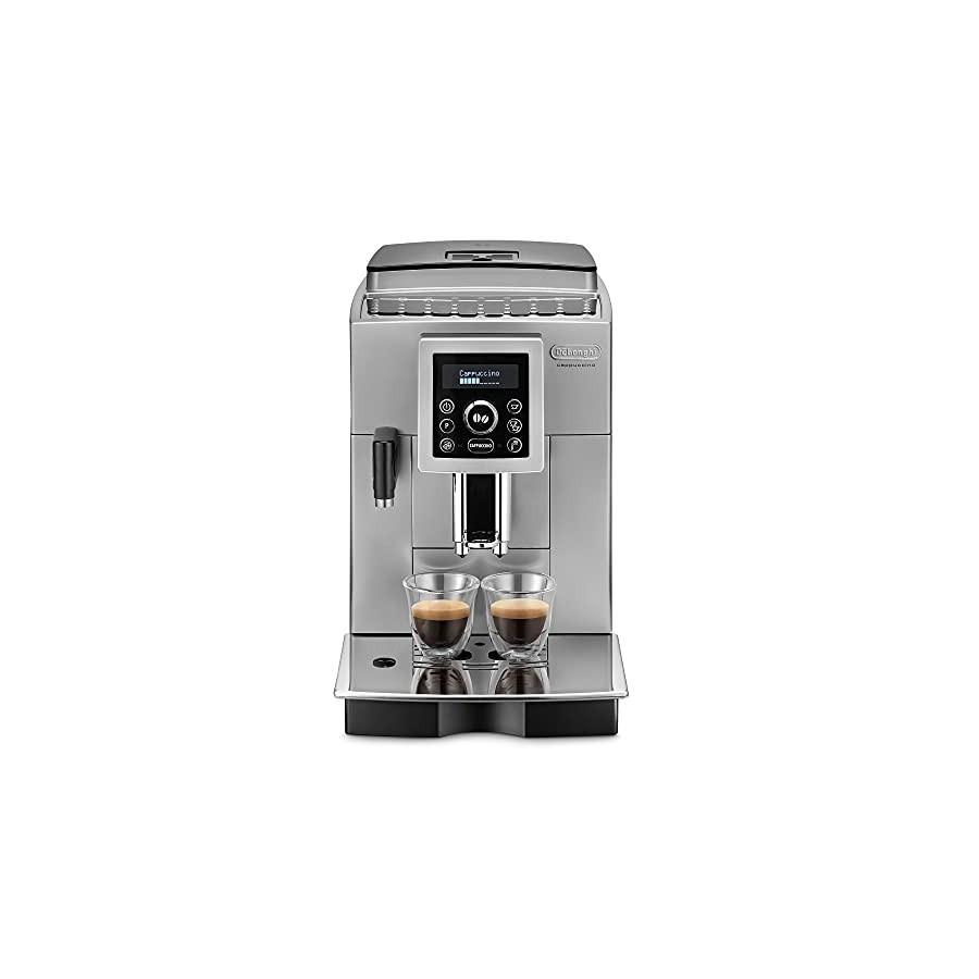 Delonghi ECAM 23.460.SB Cafetière Supe Automatique 15 Bar de