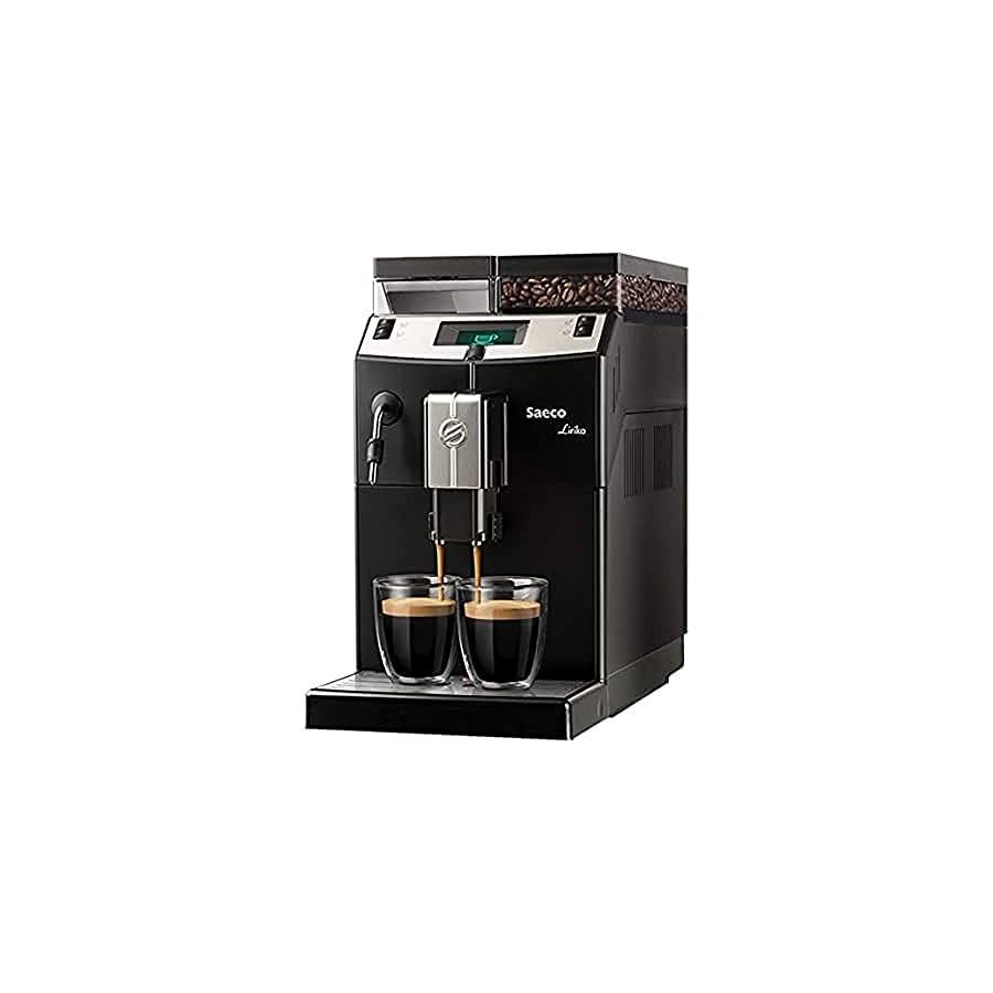 Saeco 10004476 Espresso Maschine, 1850 W, 500 kilograms, Noir