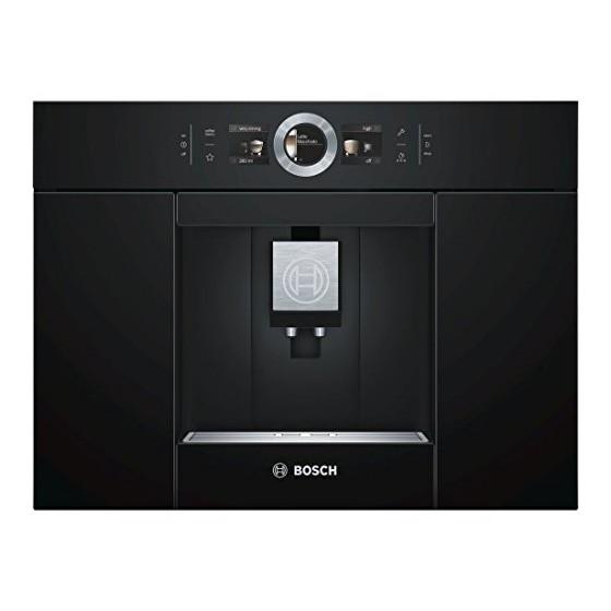 Bosch électroménager CTL636EB6 - Machine à café Série 8