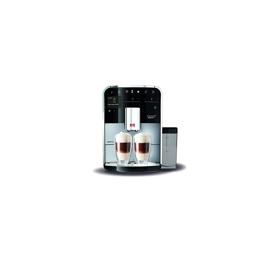 Melitta Barista T Smart, Noir/Argent, F830-101, Machine à Café