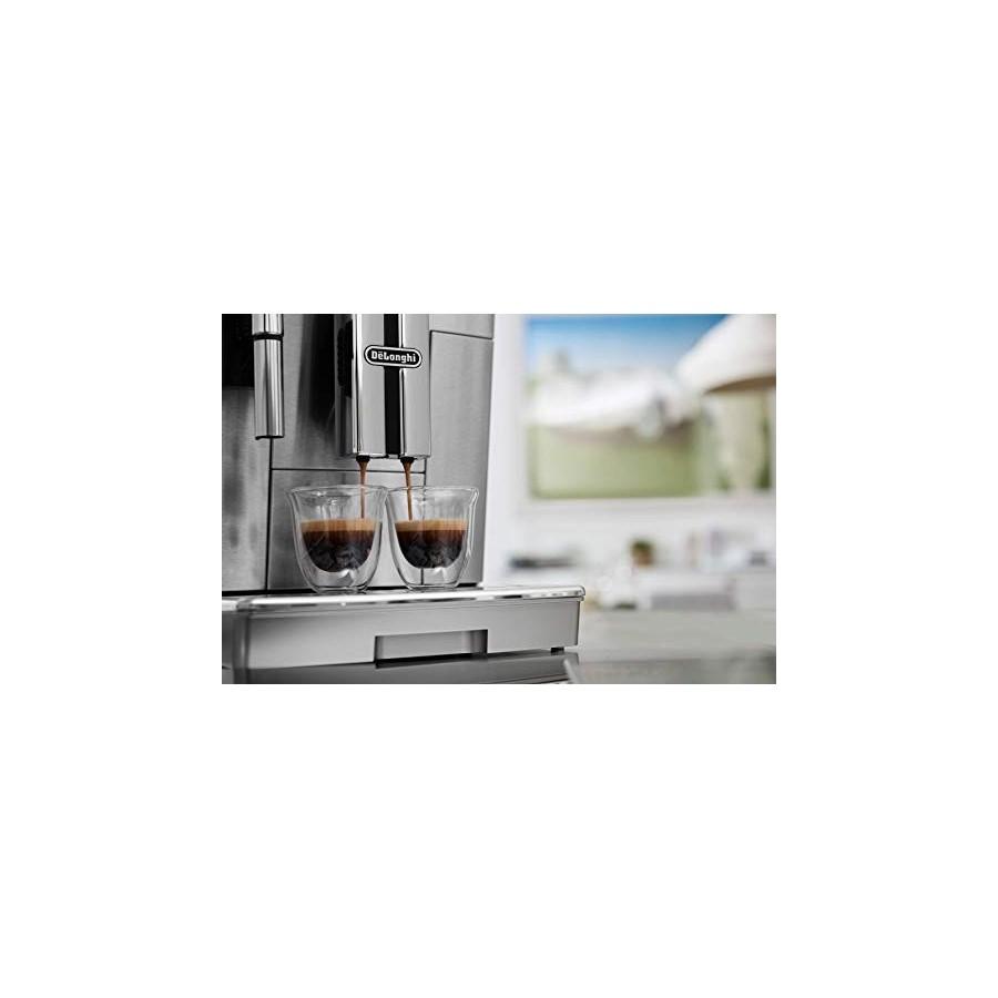 Delonghi ECAM55.510.M PrimaDonna Rystiling Machine à Café avec