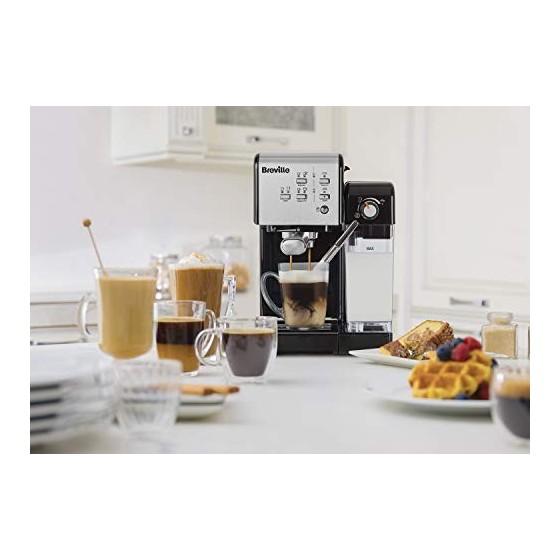 Breville Prima Latte II machine à café espresso, latte et