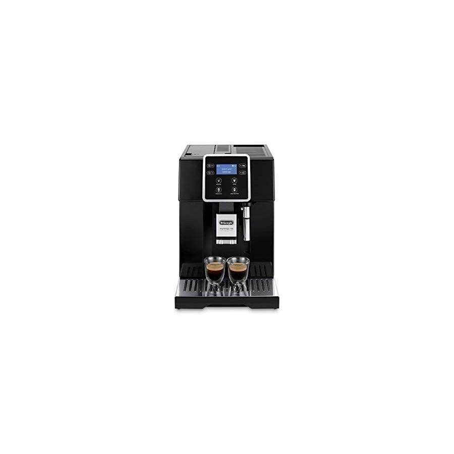 DeLonghi Perfecta ESAM420.40.B machine à café Entièrement