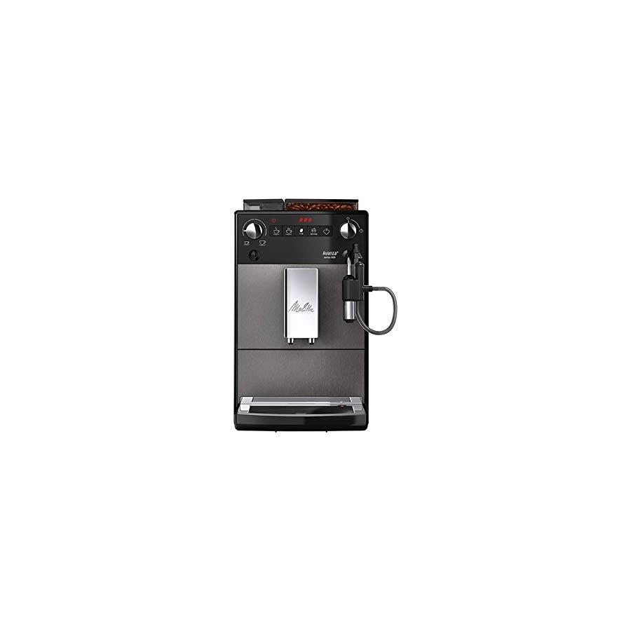 Melitta, Avanza, Noir, F270-100 Machine à Café et Expresso