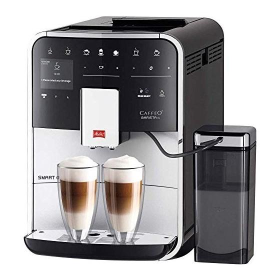 Melitta Barista TS Smart F850-101, Argent, Machine à Café