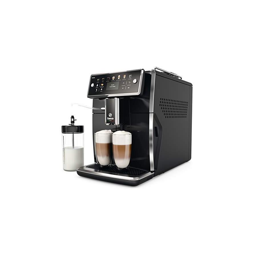SAECO Xelsis SM7580/00 Machine expresso super automatique noir