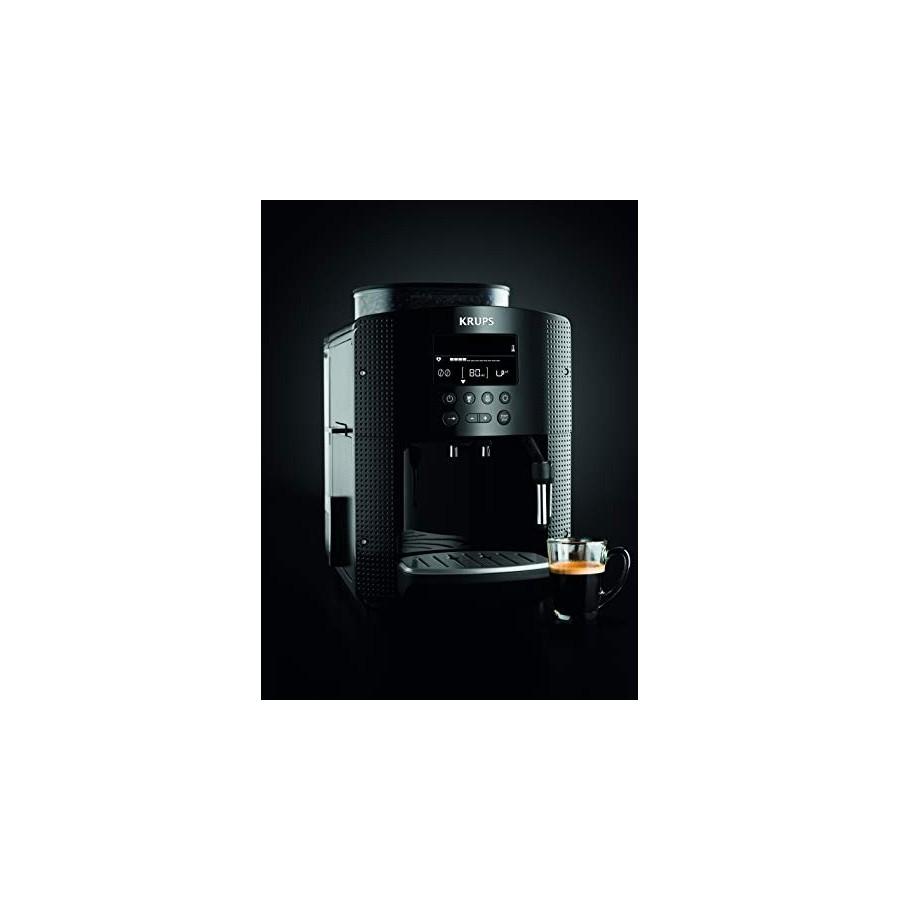 Krups - Cafetière automatique 15 bars Nettoyage automatique Noir