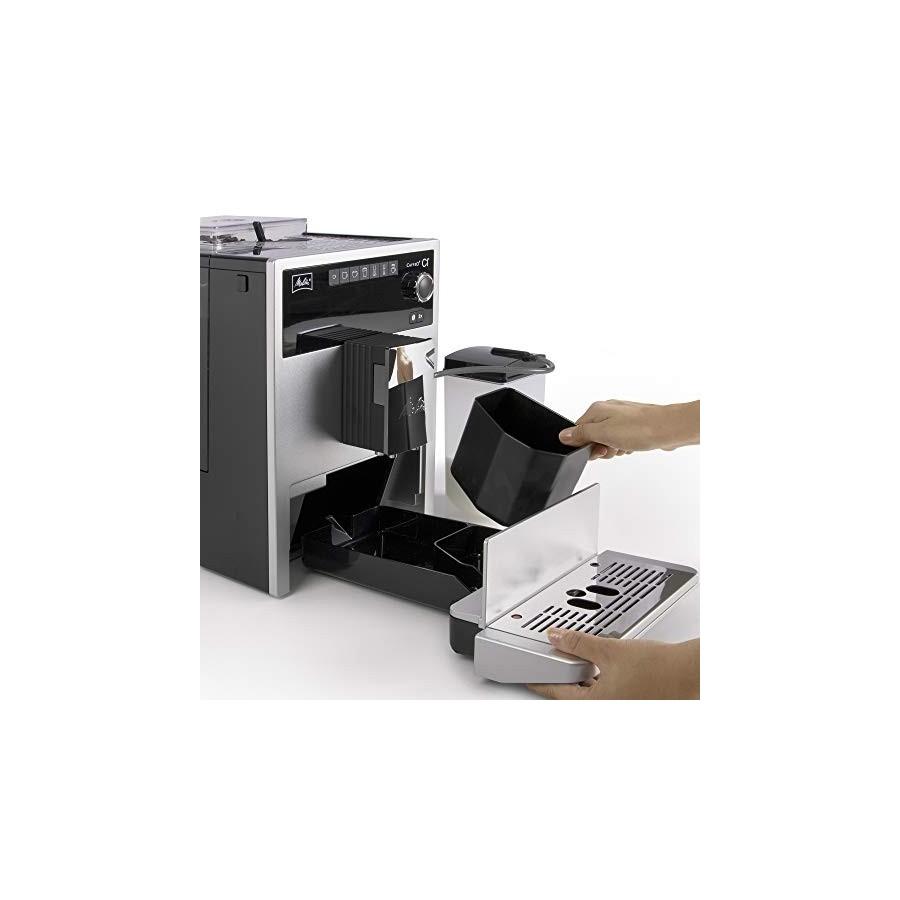 Melitta Caffeo CI, Argent, E970-101, Machine à Café, Expresso et