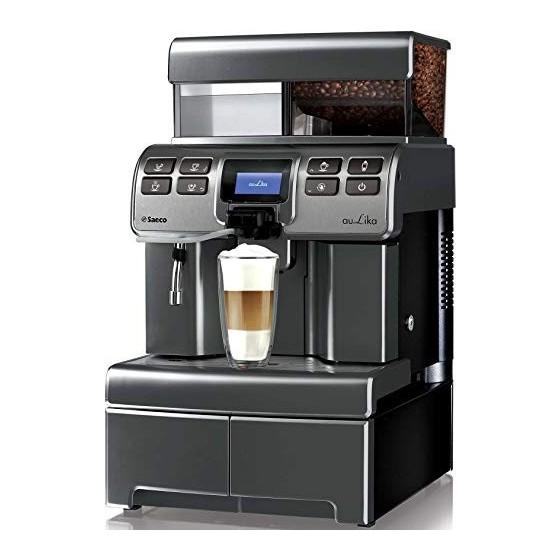 Saeco   Machine à café automatique   Aulika TOP RI Anthracite