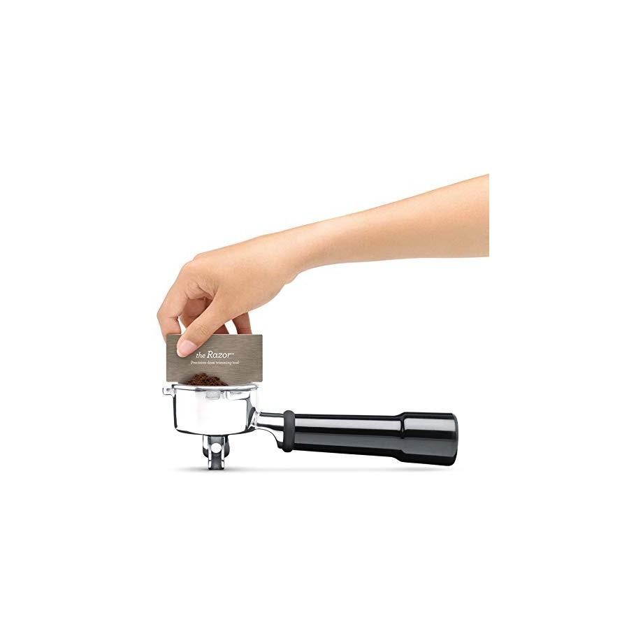 Sage Appliances 41006981 - BES810 Machine à café espresso, acier