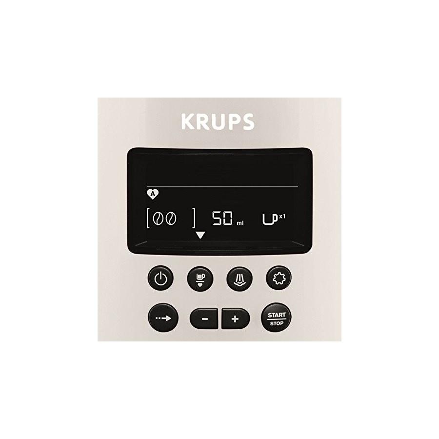 Krups Machine à café automatique 1,8 l, 15 bar, écran LC