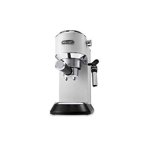 DeLonghi Dedica Style EC 695.W Machine à café, pose libre