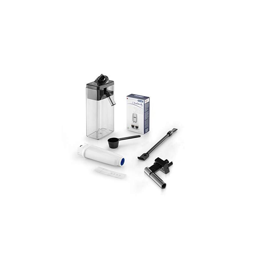 Delonghi ECAM45.760.W Eletta Machine à Café Cappuccino Top avec