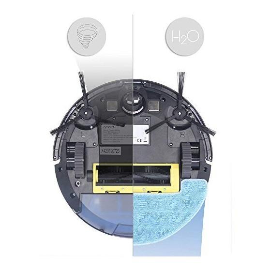 AMIBOT Spirit Ice H2O - Robots Aspirateurs et laveurs
