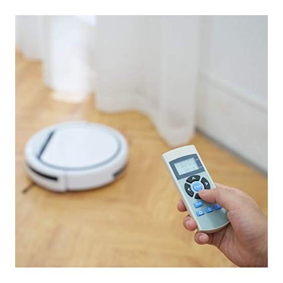 ZACO V3sPro – Aspirateur robot programmable avec 4 modes de