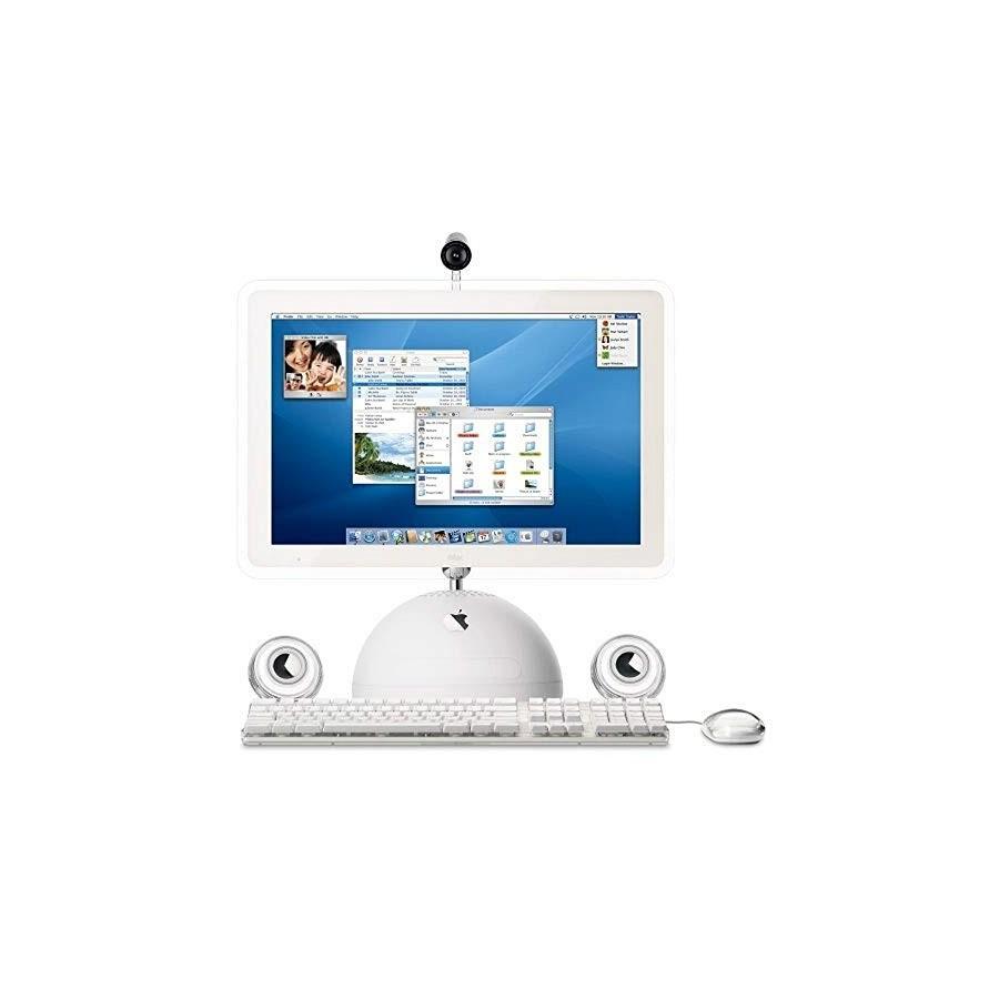 Apple iMac G4–1250 pc PowerPC 1,25 GHz – 256 Mo RAM – Disque dur