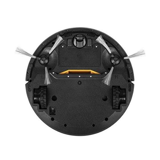 Aspirateur robot autonome avec fonction laveur de sols -