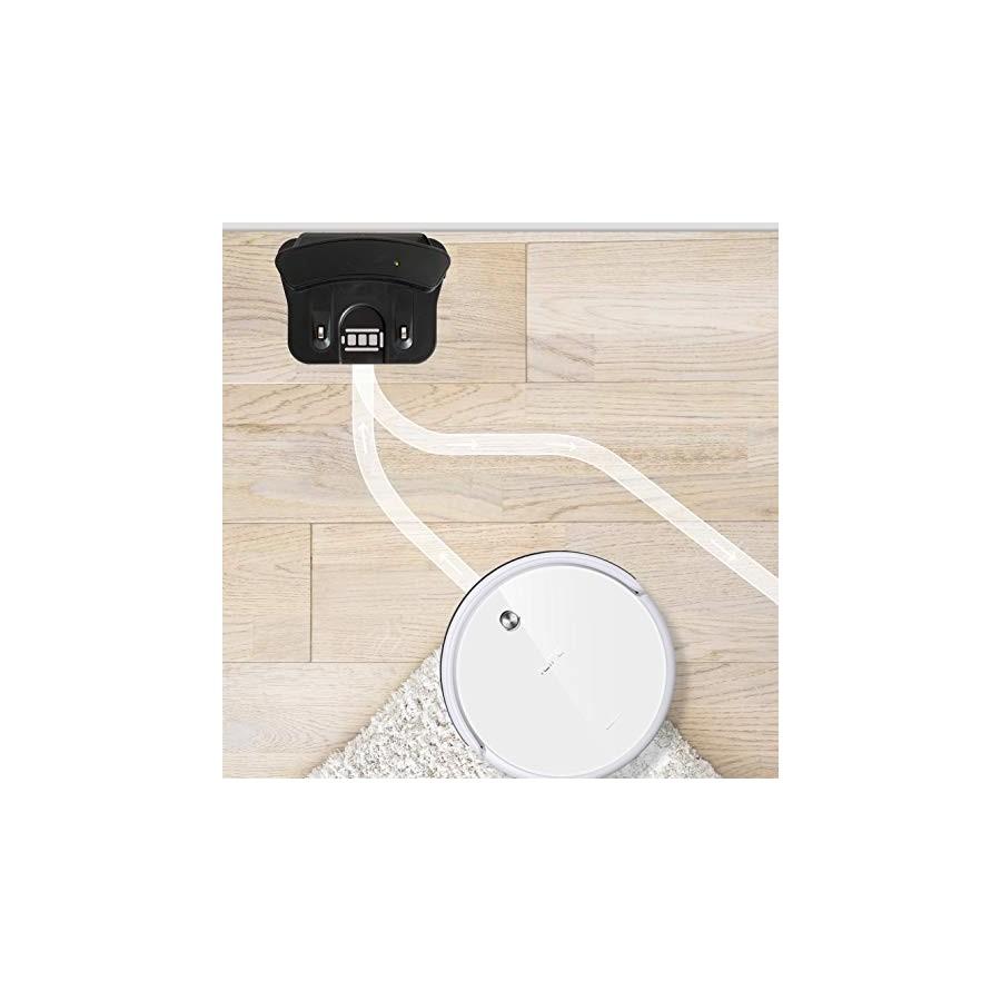 ILIFE 501736 A40 – Aspirateur Robot Intelligent avec 2 Modes de