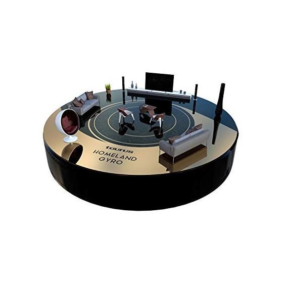 Taurus Homeland Gyro - Robot aspirateur connecté 3 en 1