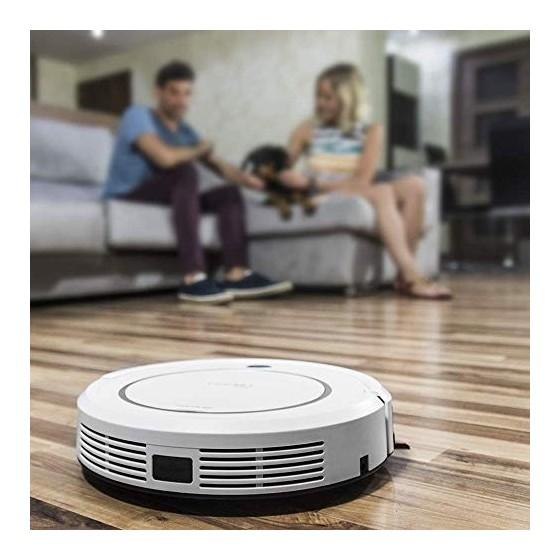 Cecotec Aspirateur Robot Conga Série 750. 800 Pa, Navigation