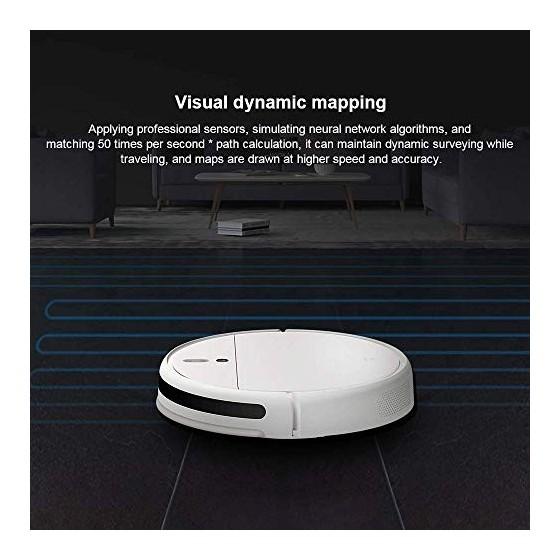 Xiaomi Mijia Robot de Balayage Mi Vacuum Cleaner 1C pour Home