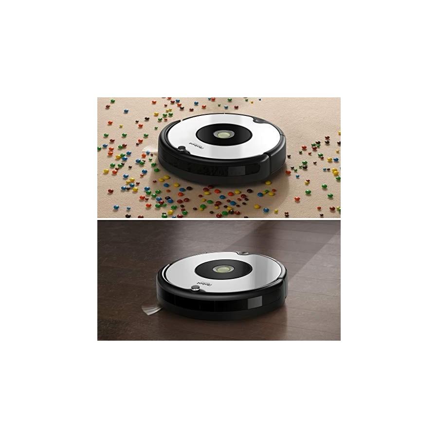 iRobot Roomba 605, Aspirateur Robot pour Tapis et Sols Durs
