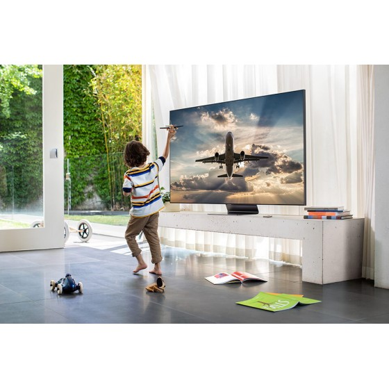 SAMSUNG TV QLED 4K QE65Q90T
