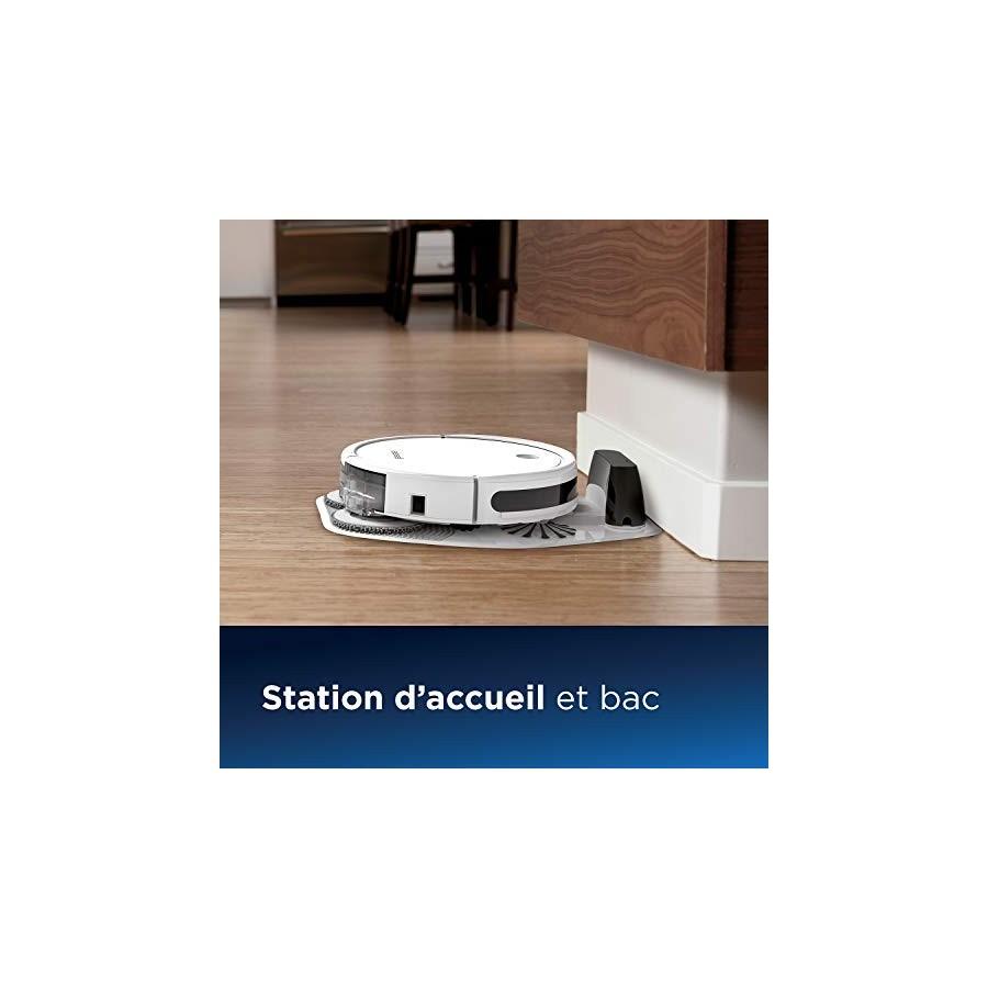 BISSELL SpinWave Robot | 2 en 1 | aspirateur et Lave | 2931N