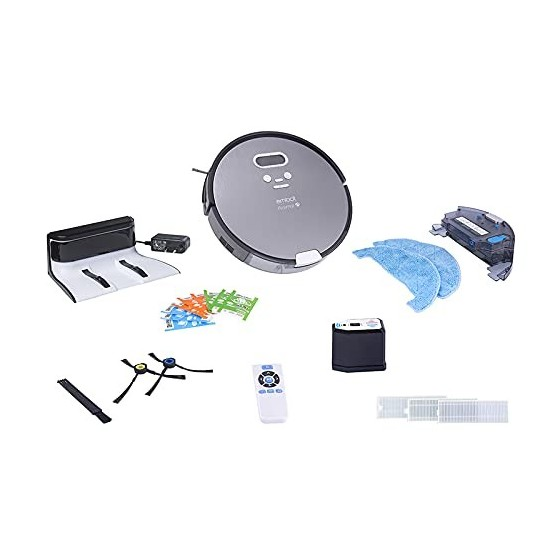 AMIBOT Animal Premium H2O - Robots Aspirateurs et laveurs