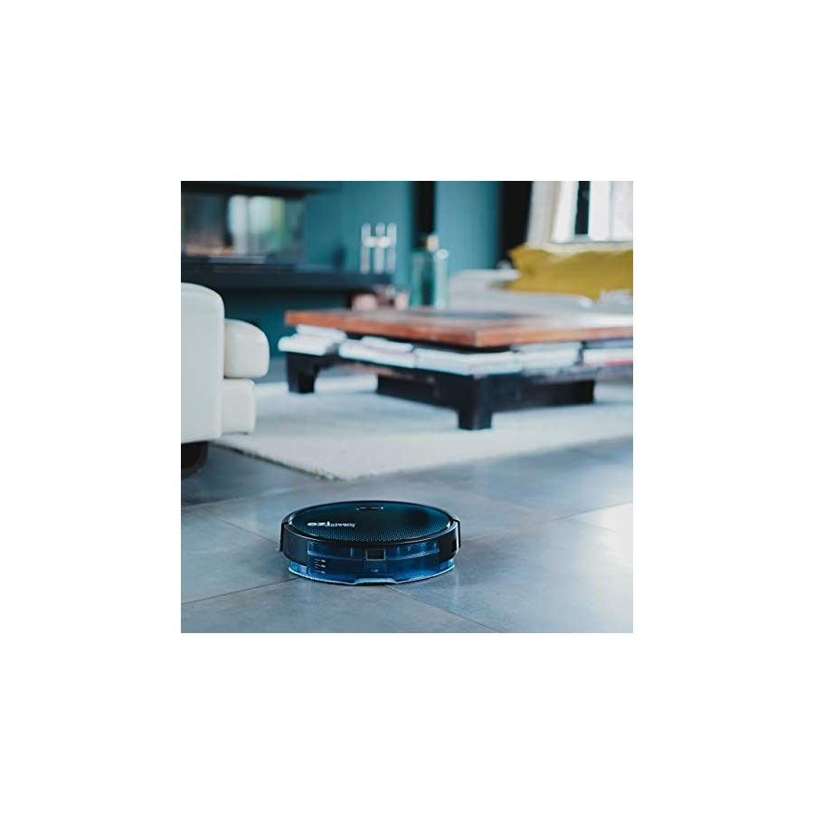 Robot aspirateur laveur connecté EZIclean® Aqua connect x550