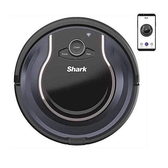 Shark ION [RV750EU] Aspirateur Robot, Sols Durs, Tapis et