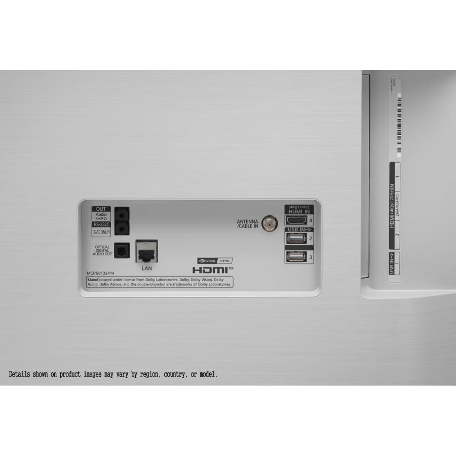 LG TV OLED 4K OLED65C16