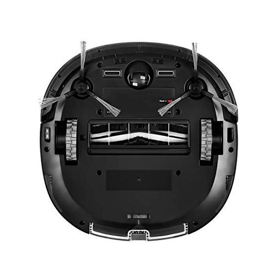 Midea VCR20B Aspirateur robot avec station de charge et motif en