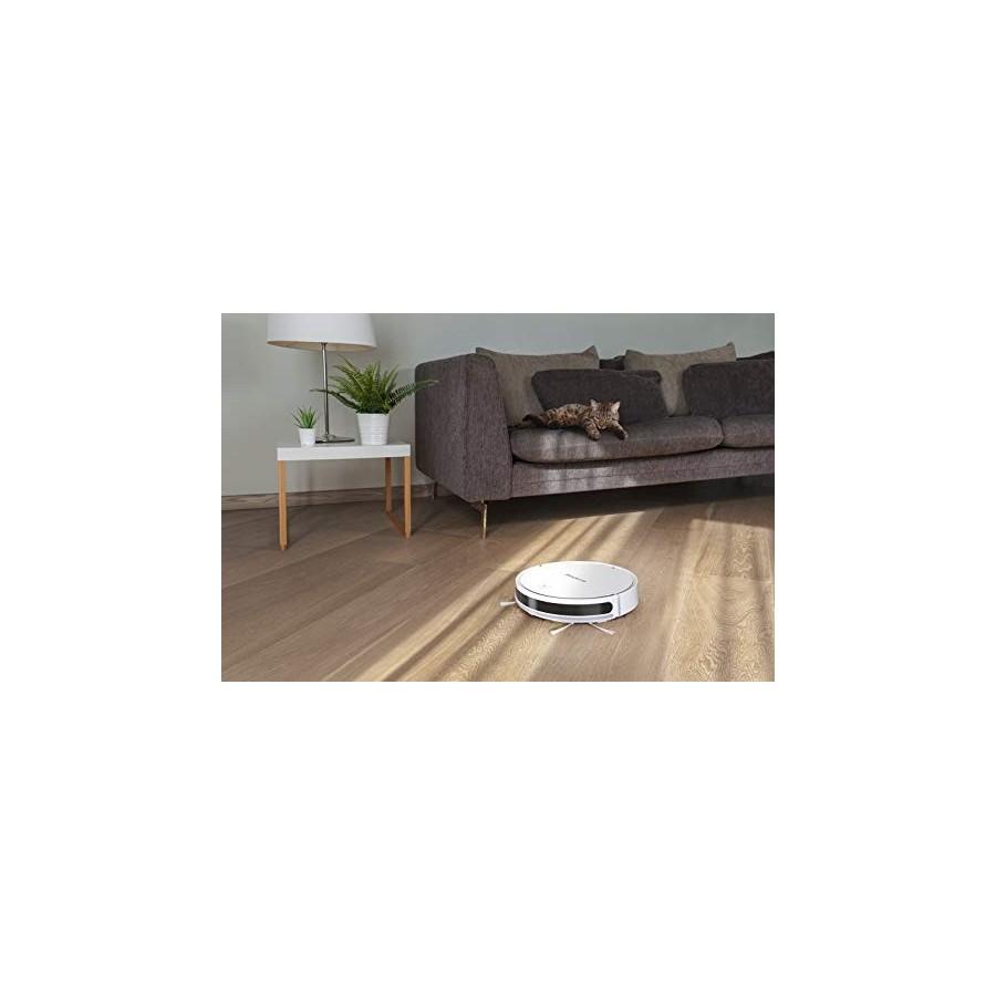 Rowenta Aspirateur Robot X-Plorer Serie 40 Laveur Autonomie 2h30