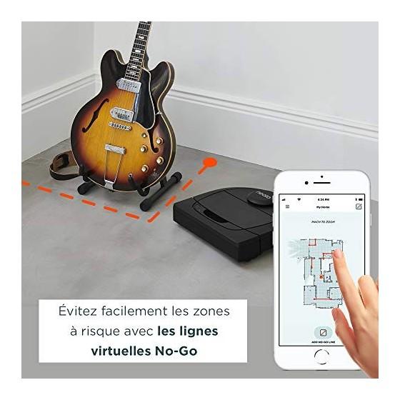 Neato Robotics D4 Aspirateur Robot Intelligent - Compatible avec