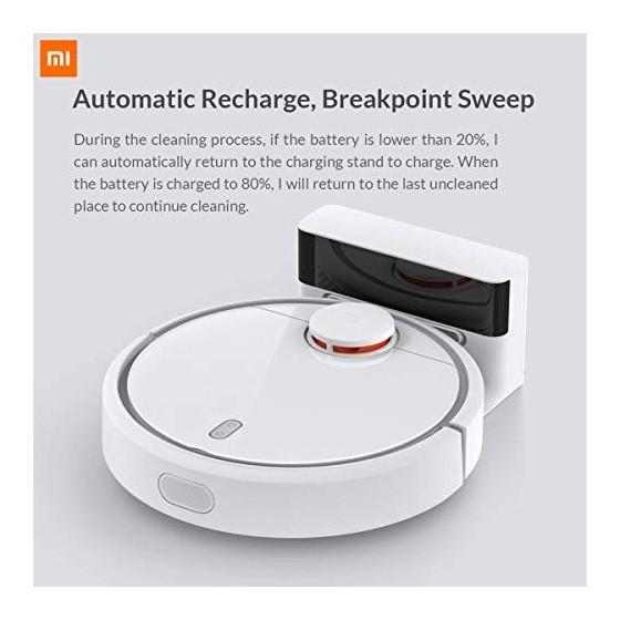 Xiao Mi - Aspirateur, Robot Original avec capteurs LDS