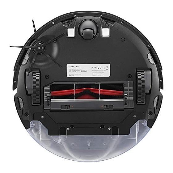 Roborock S6 MaxV robot aspirateur 2500Pa Double caméra Technologie Reactiv AI Superficie 250m² Bac 460ml Bac eau 290ml App Ro